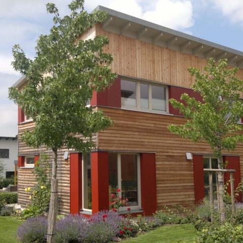 Holzhaus Erfurt