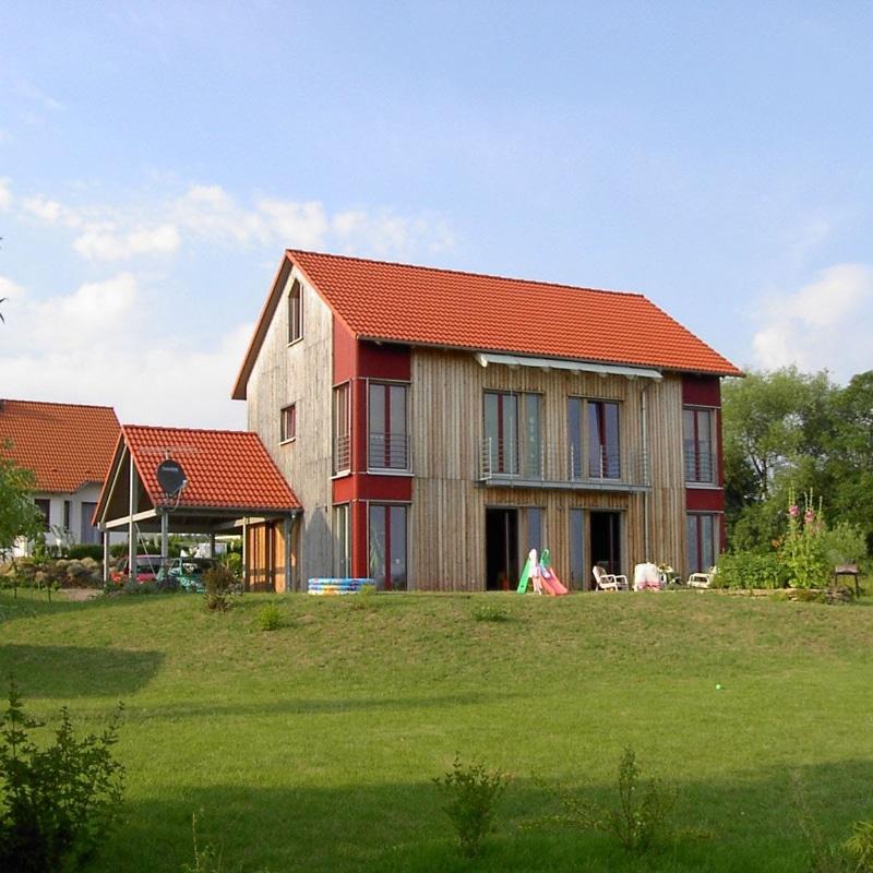 Holzhaus Eschenbergen