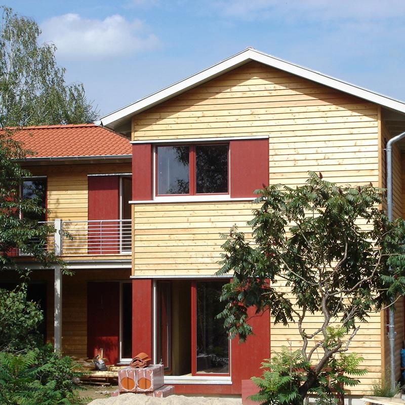 Holzhaus In Falkensee (Brandenburg)