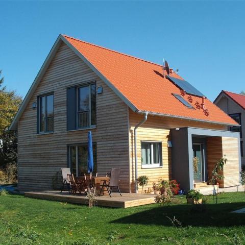 Holzhaus Halfingen