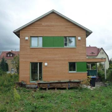 Holzhaus Leipzig