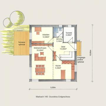 Holzhaus-Marbach140-EG