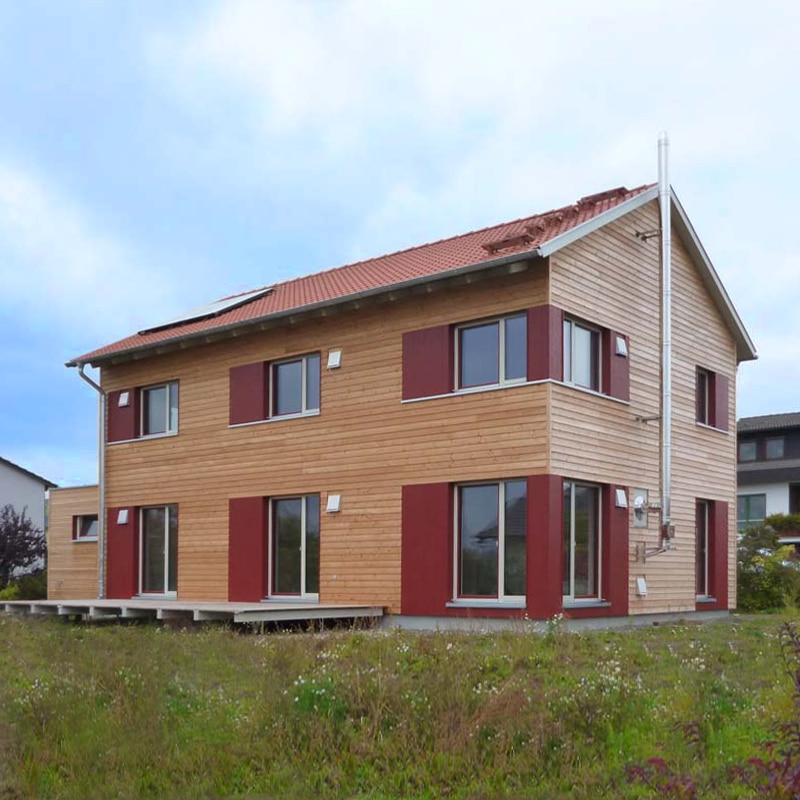 Holzhaus In Marktzeuln (Franken)