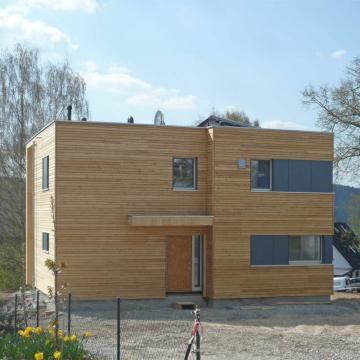 Holzhaus Meiningen