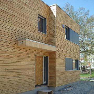 Unser neues Holzhaus in Meiningen
