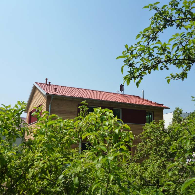 Natürlich Passiv: unsere Passiv-Holzhäuser im Einklang mit der Natur