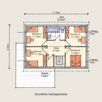 Holzhaus Wernigerode DG