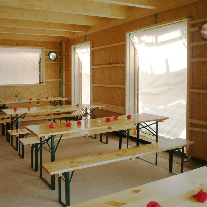 Holzhaus Eins: Holzhaus In Wutha-Farnroda