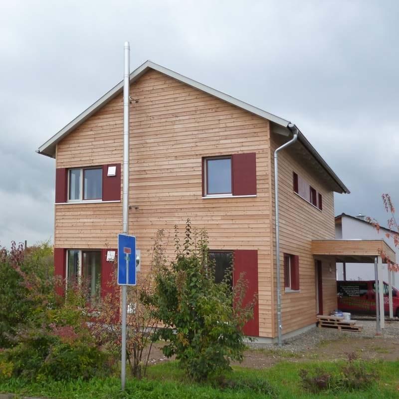 Holzhaus in Marktzeuln (Franken): holzhaus marktzeuln 5 9