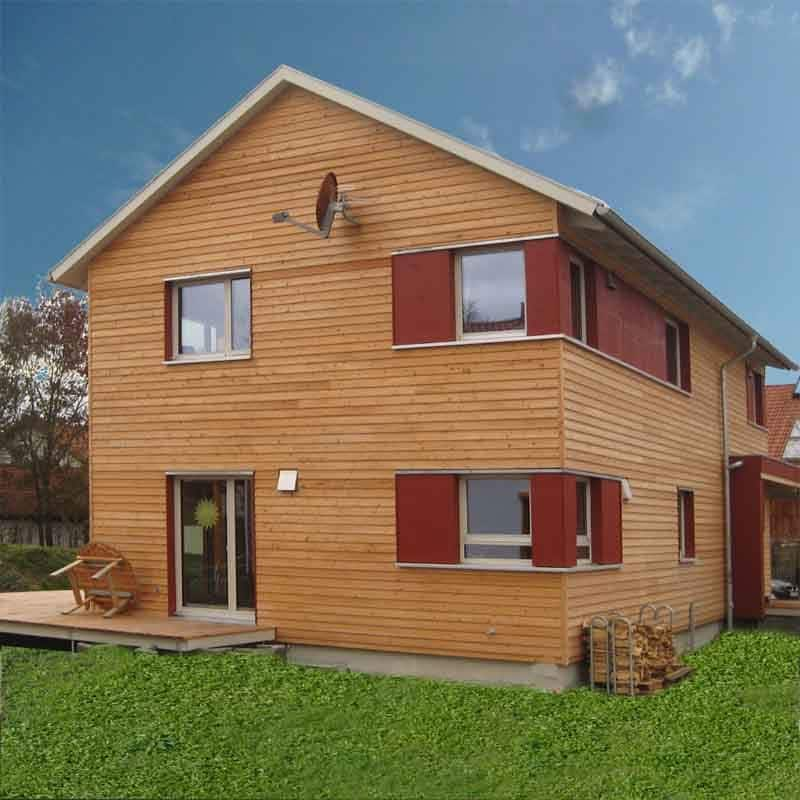 Holzhaus in Ebersberg (Bayern): eb800 1 4