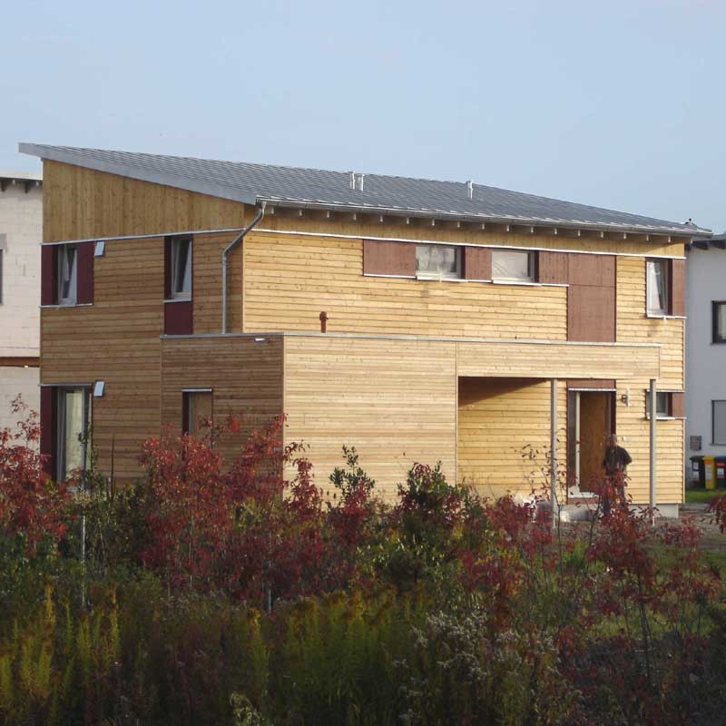 Holzhaus in Erfurt (Thüringen): hr800 8 4
