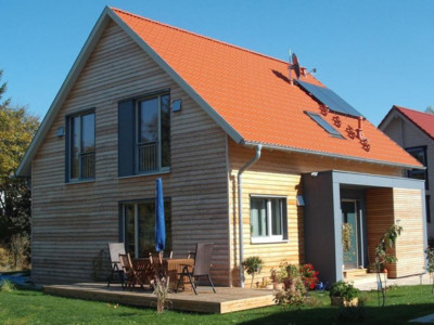 Holzhaus in Hailfingen