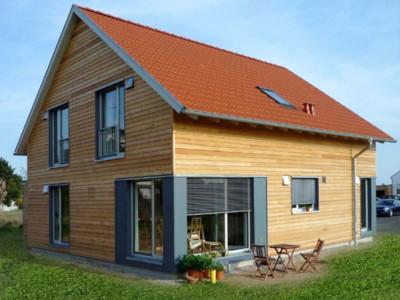 Holzhaus Projekte bis 140 m²