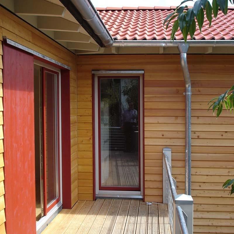 Holzhaus in Falkensee (Brandenburg): bs800 1 2