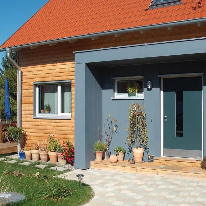 Holzhaus in Hailfingen: ow800 13 2