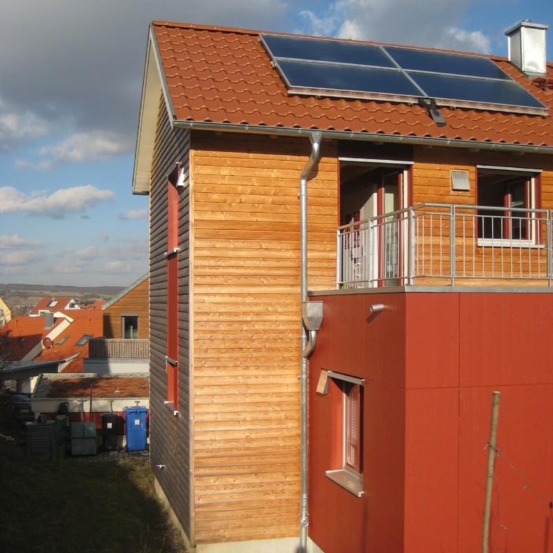 Holzhaus in Zell (Franken): ws800 12 5