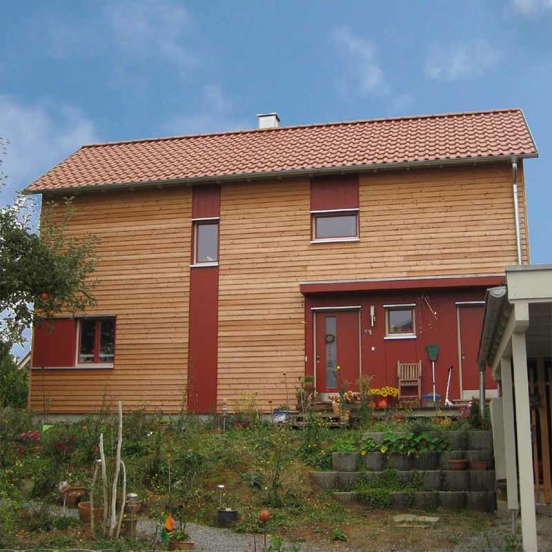 Holzhaus in Zell (Franken): ws800 5 2
