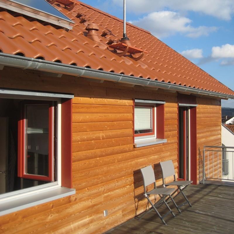 Holzhaus in Zell (Franken): ws800 9 6