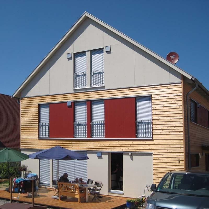 Holzhaus in Würzburg (Franken): bm800 3 2