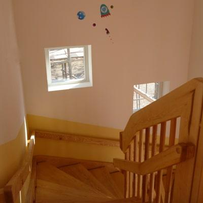 Treppenhaus für Kindergarten:  3