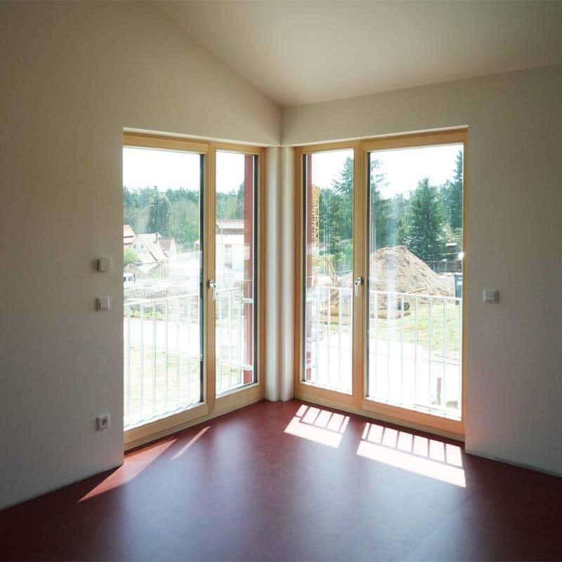 natürlichPASSIV Holzhaus: Holzhaus Lauf 01 5