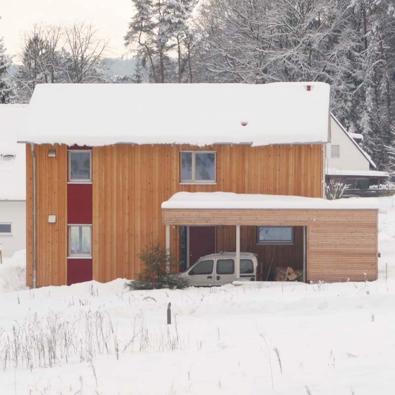 Holzhaus in Lauf (Franken): Holzhaus Lauf 02 9