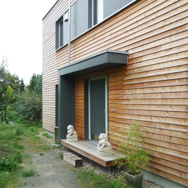 Holzhaus in Berlin-Lichtenberg: Holzhaus Lichtenberg 13 7