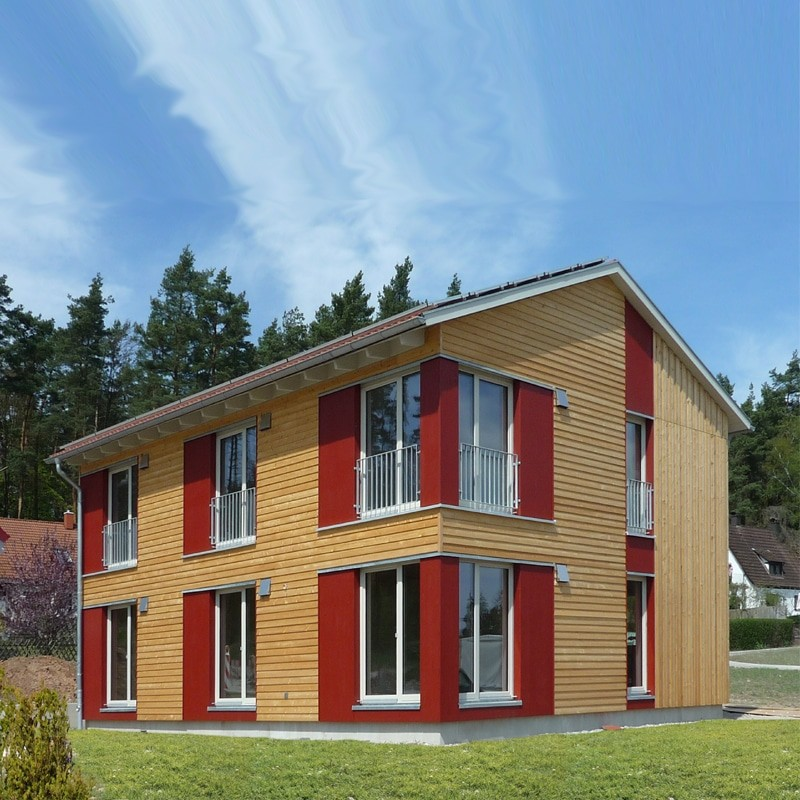 Holzhaus in Lauf (Franken): gs800 4 2