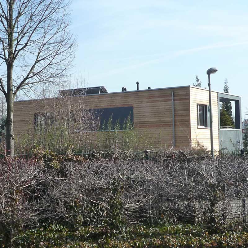 Holzhaus in Berlin-Lichtenberg: holzhaus lichtenberg 12 9