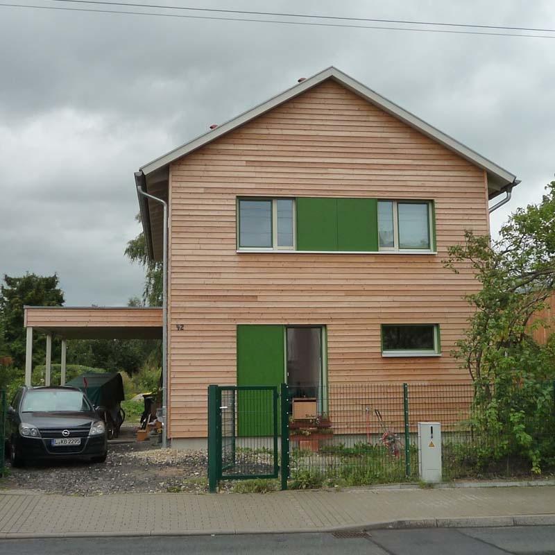 Holzhaus in Leipzig (Sachsen): holzhaus leipzig 2 5