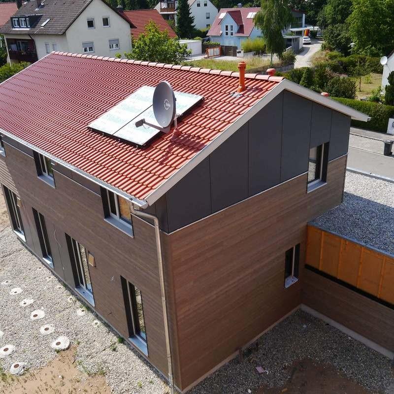 Holzhaus in Rednitzhembach (Franken): Holzhaus 140703 07 8
