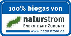 Biogas von Naturstrom
