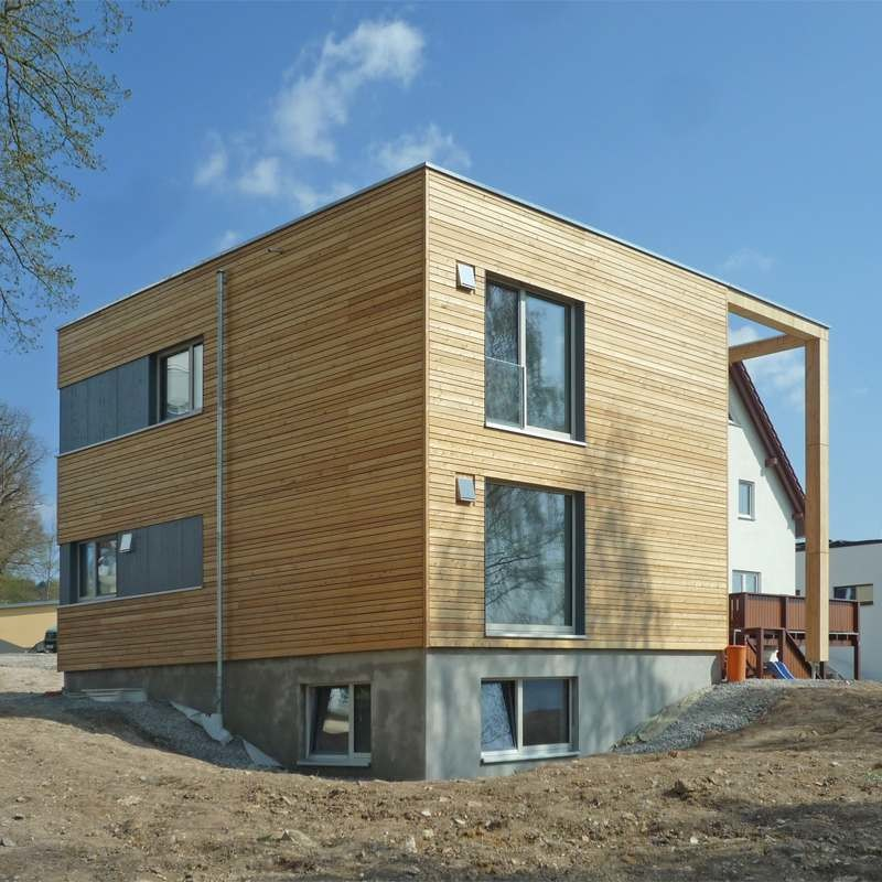 Holzhaus in Meiningen (Thüringen): Holzhaus Meiningen Holzhaus Meiningen 11 5
