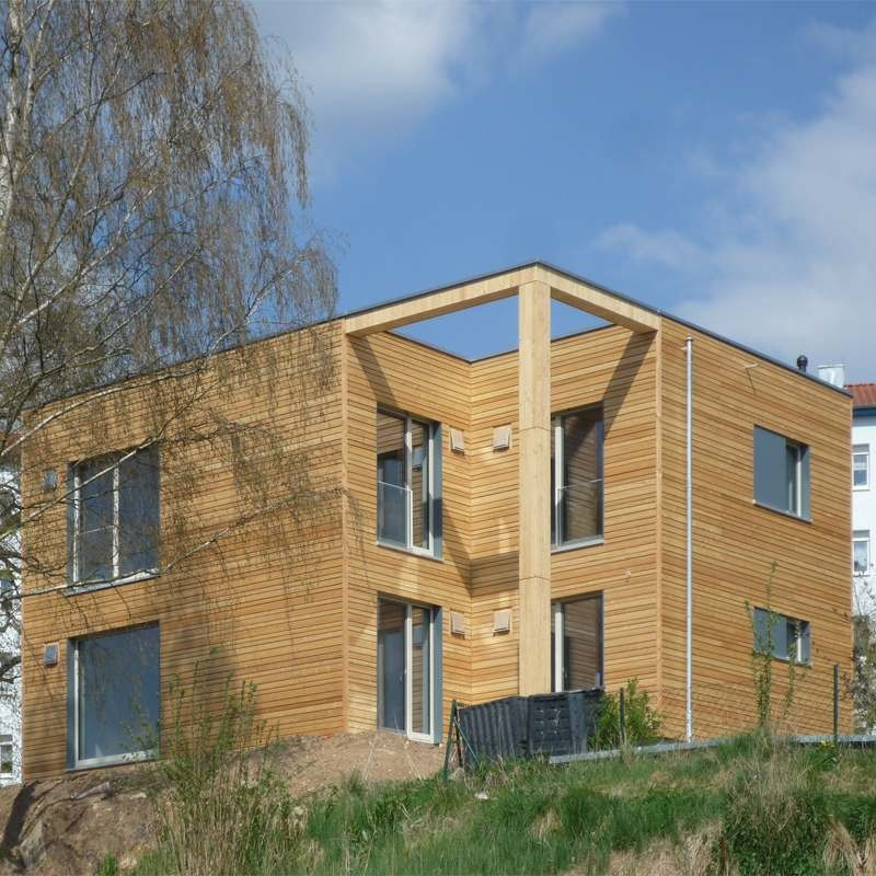 Holzhaus in Meiningen (Thüringen): Holzhaus Meiningen Holzhaus Meiningen 12 6