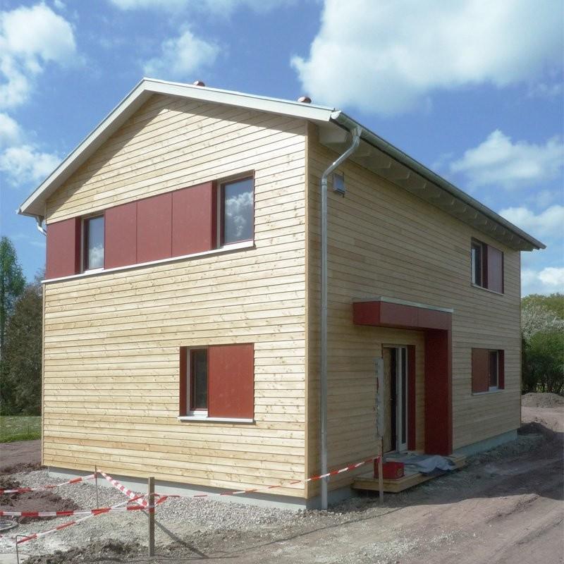 Holzhaus Kahla 4