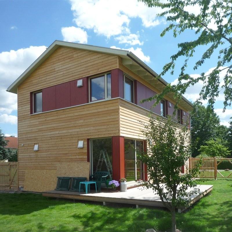 Holzhaus Kahla 5