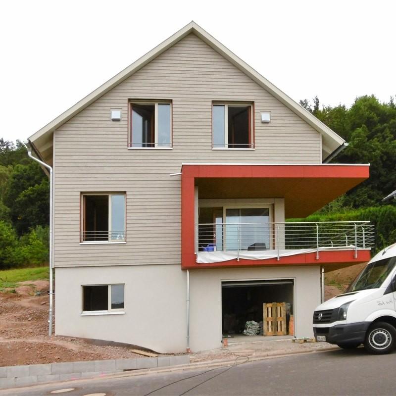 Holzhaus in Wutha-Farnroda: Holzhaus WuthaFarnroda 23 8
