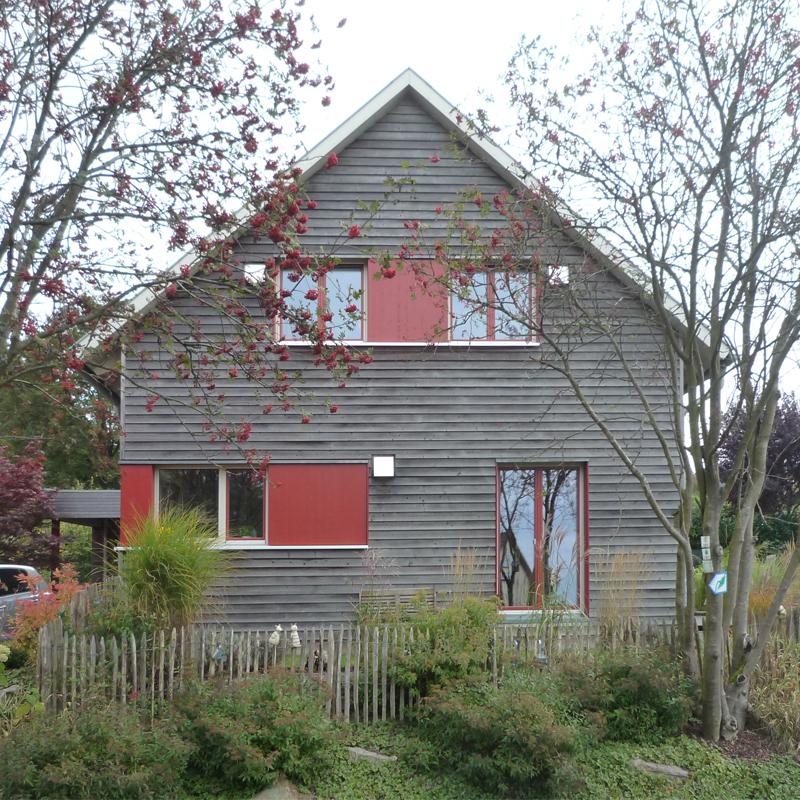 Holzhaus Schmitten