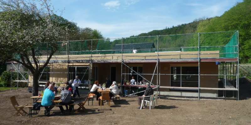 Holzhaus in Rastenberg (barrierefrei): Holzhaus Rastenberg 4 1