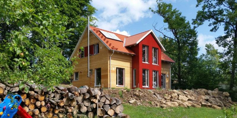 Holzhaus in Pößneck: Holzhaus Pößneck 8 5