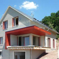 Holzhaus Wutha-Farnroda