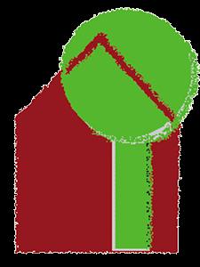 Thüringer Holzhaus Logo