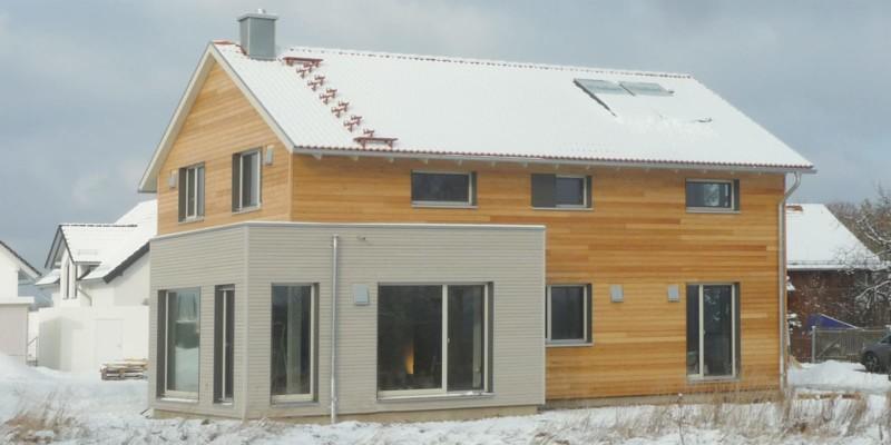 Holzhaus in Bad Berka: Holzhaus BadBerka 7 6