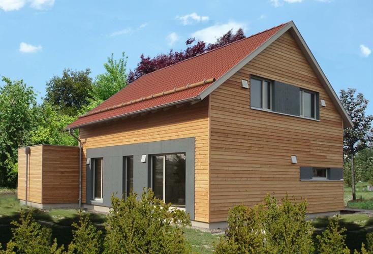 Holzhaus Marbach