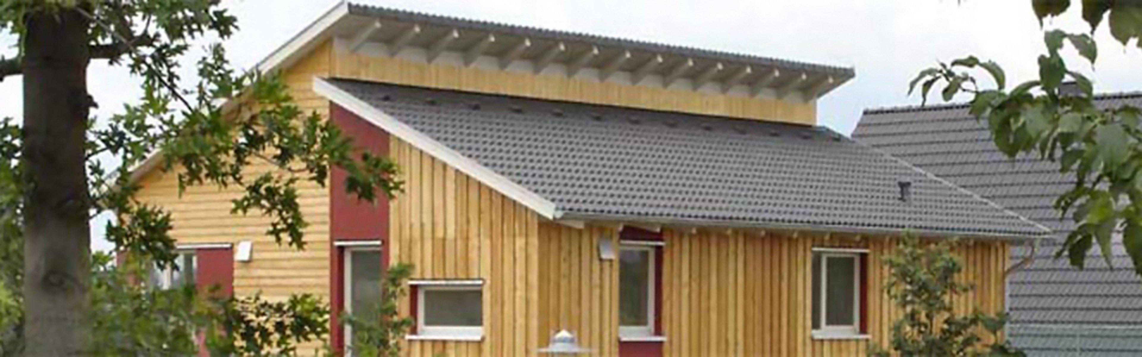 Thüringer Holzhaus
