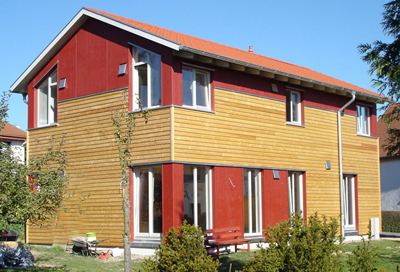 Holzhaus Sömmerda