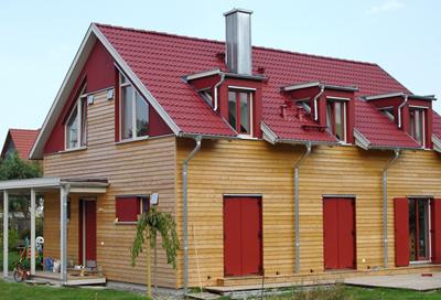 Holzhaus Wernigerode