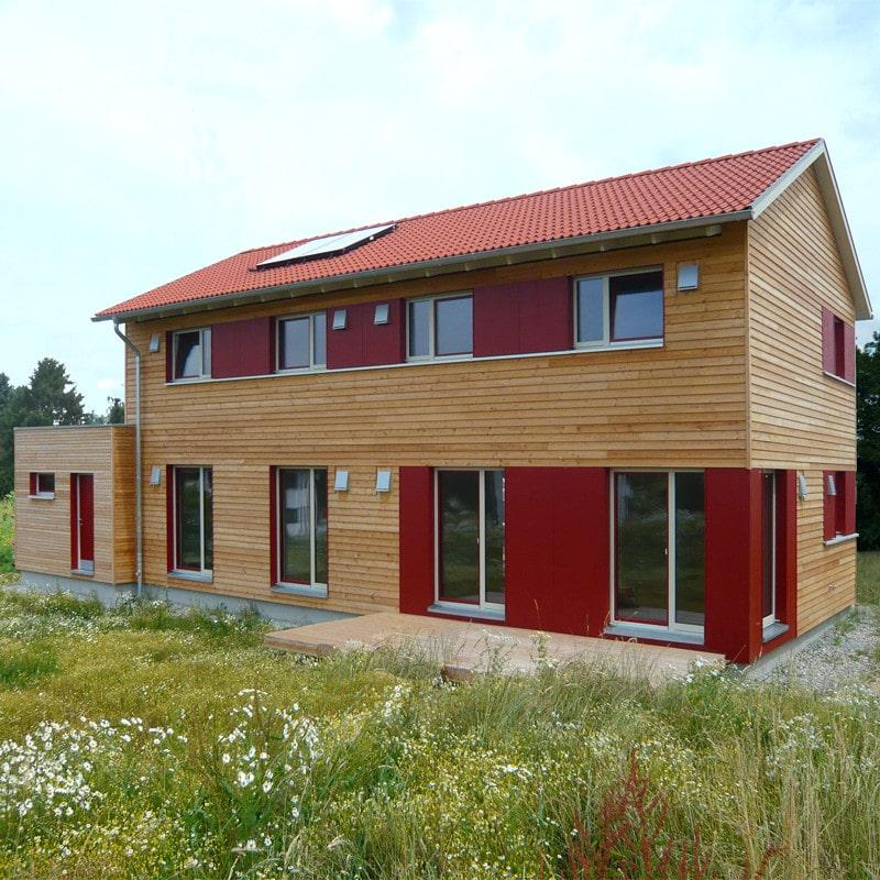 Holzhaus in Jagstzell: Holzhaus Jagstzell 9 7