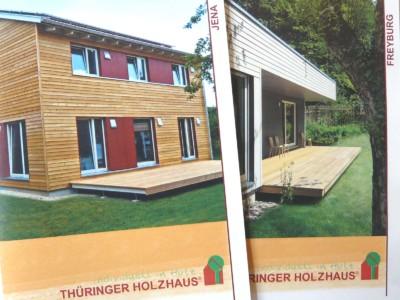 Beispielhäuser Freyburg und Jena