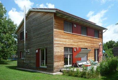 Holzhaus Jena